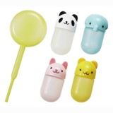 Bento (Lunch Box) Product Case Animal Dropper Attached