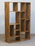 Storage Rack Oak Rack Knot