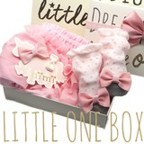 LITTLE ONE BOX Triple Bloomers Set Gift Birth Present