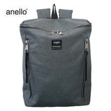 anello Holistic Black Fastener Square Backpack