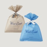 West Coast Flat Bag Paper Bag Wrapping Set