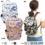 mis zapatos Daypack Ladies Backpack Shoes Repeating Pattern