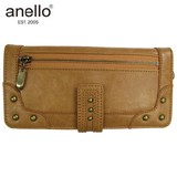anello Studs Synthetic Leather Wallet