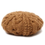 Ladies Men's Knitted Beret