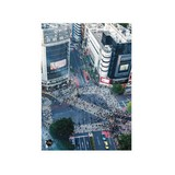 SHIBUYA CROSSING ポスター B2