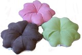Powder Beads Cushion Flower