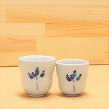 SOMETSUKE Japanese Tea Cup Traditional crafts Miwako Murakami