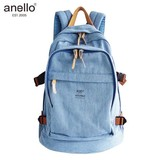 anello Print Cotton Canvas Handle Backpack