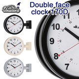 ■2017SS 新作■ DOUBLE FACE CLOCK 170D