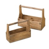 Wood Box Set 2 Pcs
