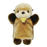 Soft Toy Dance Sea Otter Hand Puppet