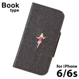 <iPhoneケース>LAMPER iPhone Case[ER] LPB-04 DANCER