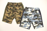 2017 S/S Camouflage Pants Shorts