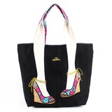 mis zapatos Wedged Sandal Tote