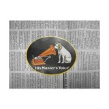 Waist Nipper Sticker Licensed Product