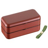 Wood Grain Lunch Box Modern Attention