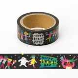 masking tape AMT-15 night party