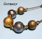 Germany Color Beads Design Necklace priest Original