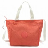 Kipling キプリング トートバッグ NEW SHOPPER L Coral Rose C