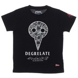 2017 S/S DEGRELATE ANGE Dazzle Paint Short Sleeve T-shirt