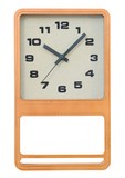 Wall Hanging Product Clock/Watch Cafe Brown