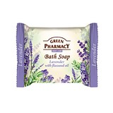 Elfa Pharm Green Pharmacy グリーンファーマシー Bath Soap Lavender with Flaxseed Oil
