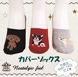 Real Animal Cover Socks