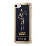 iPhone 7 STAR WARS/TPUケース+背面パネル OTONA