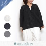 Adult Checkered Checkered Blouse