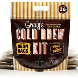 GRANDY`S  COLD BREW グランディーズ 水出しコーヒー POUR AND STORE POUCH 12bags