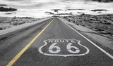 ■ポスター■610X915mm★Route 66 - endless road