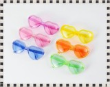 Heart Sunglass Color