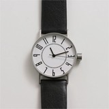 eki watch white /band :black / Igarashi Takenobu