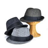 A/W Wool Jacquard High-back Young Hats & Cap