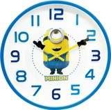 Wall Clock Solid Character Wall Hanging Product Clock/Watch
