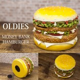 Miniature Bank Hamburger Piggy Bank