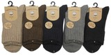 A/W Ladies Plain Crew Socks