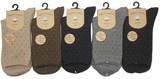 A/W Ladies Dot Crew Socks