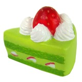Special Deals!【SQUISHY】Ball Chain Mascot  MACCHA Cake [Offer valid while supplies last]