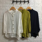 For Summer Three-Quarter Length Blouse Jacket