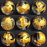 Sharpen 9 Types Set Beads Natural Crystal Selling FOREST