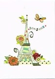 MADISON PARK GREETINGS カード <BONJOUR>