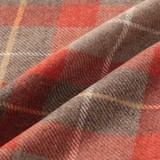 Fabric 3 Colors Wool Tweed Checkered