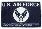 AMERICAN FLOOR MAT【US AIR FORCE】(フロアマット)