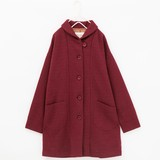 2017 A/W peniphass Double Face Shawl Color Coat