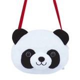 Parade Face Pouch Panda Bear