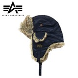 【ALPHA / アルファ】FLIGHT_NYLON_BOA_CAP