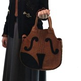 cocora Violin Shoulder Bag