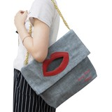 ILicca Shoulder Bag Denim