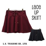 2017 A/W Skirt Lace Mini Skirt Culotte